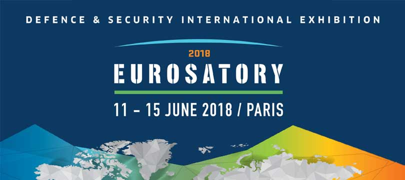 Etienne Lacroix Group - Actualité - Eurosatory 2018 : Innovations and history