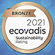 Etienne Lacroix Logistics has been awarded an EcoVadis Bronze Medal